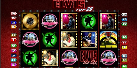 Elvis Slot Games