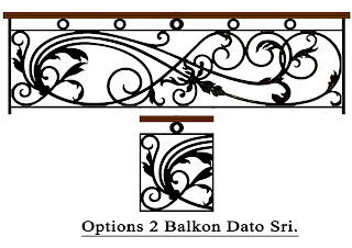 Desain Balkon Tempa Modern, railing balkon aluminium railing balkon besi minimalis railing balkon besi harga railing balkon besi tempa bentuk railing balkon