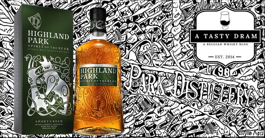 A Tasty Dram tasting notes Highland Park Spirit of The Bear