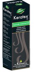Dabur Karetex Oil - Hair Control, Dandruff control and scalp Nourishment - Branded oil for hair and scalp
