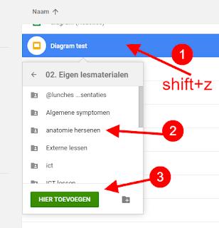 Digidactiek in de klas: Google Drive: tien veelgestelde vragen