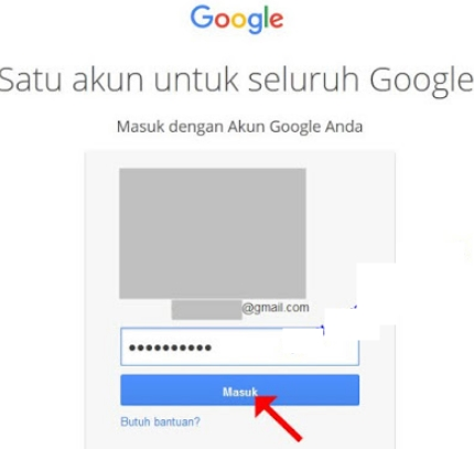 Login Akun Google
