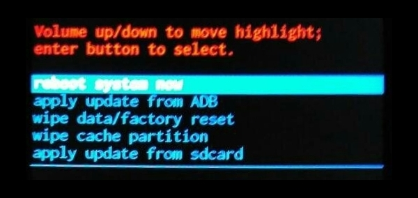 Lenovo A6000 Stock Recovery