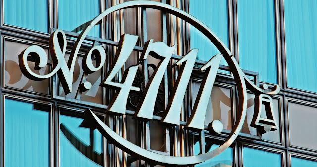 logo, No.4711, tagline