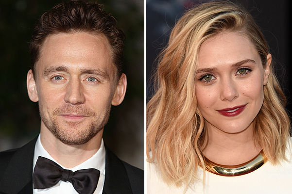 Elizabeth Olsen and Tom Hiddleston went out on a date