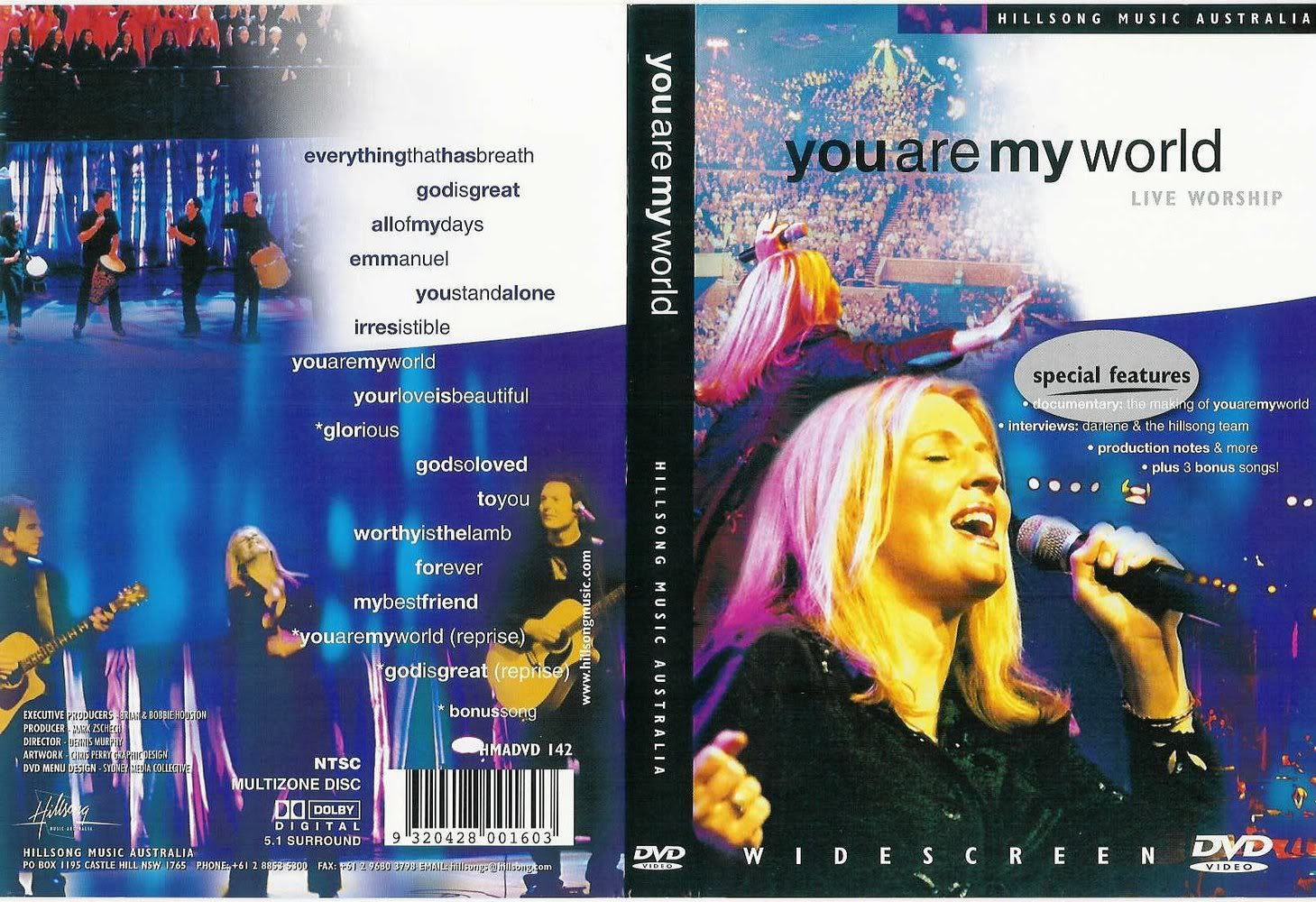 Hillsong you are my world download