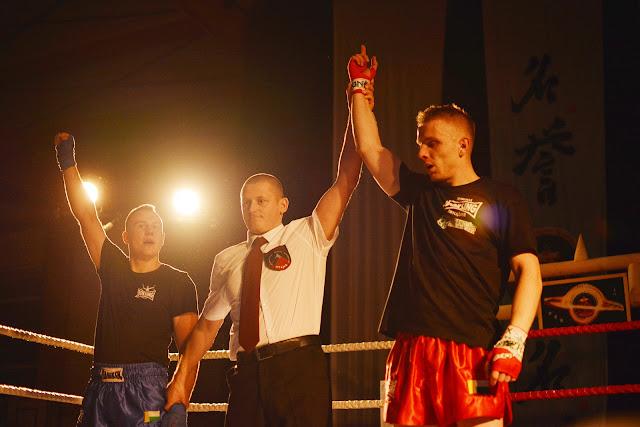 Zwycięstwo na charytatywnej gali walk - Nowogród Bobrzański