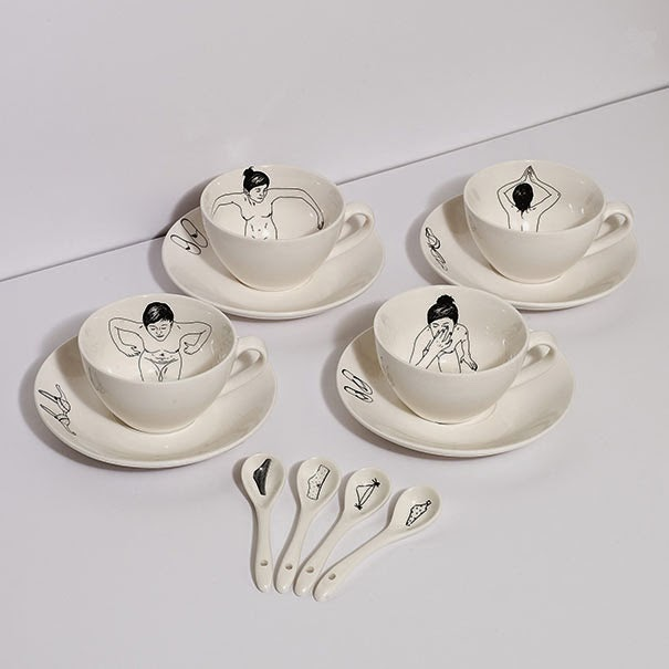 creative cups and mugs