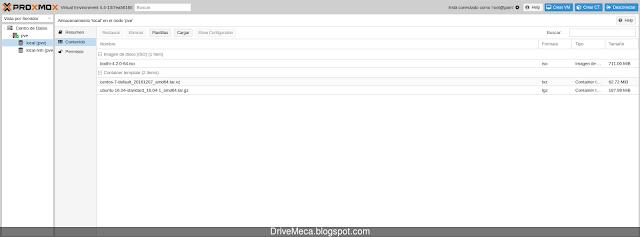 Configurando Proxmox VE