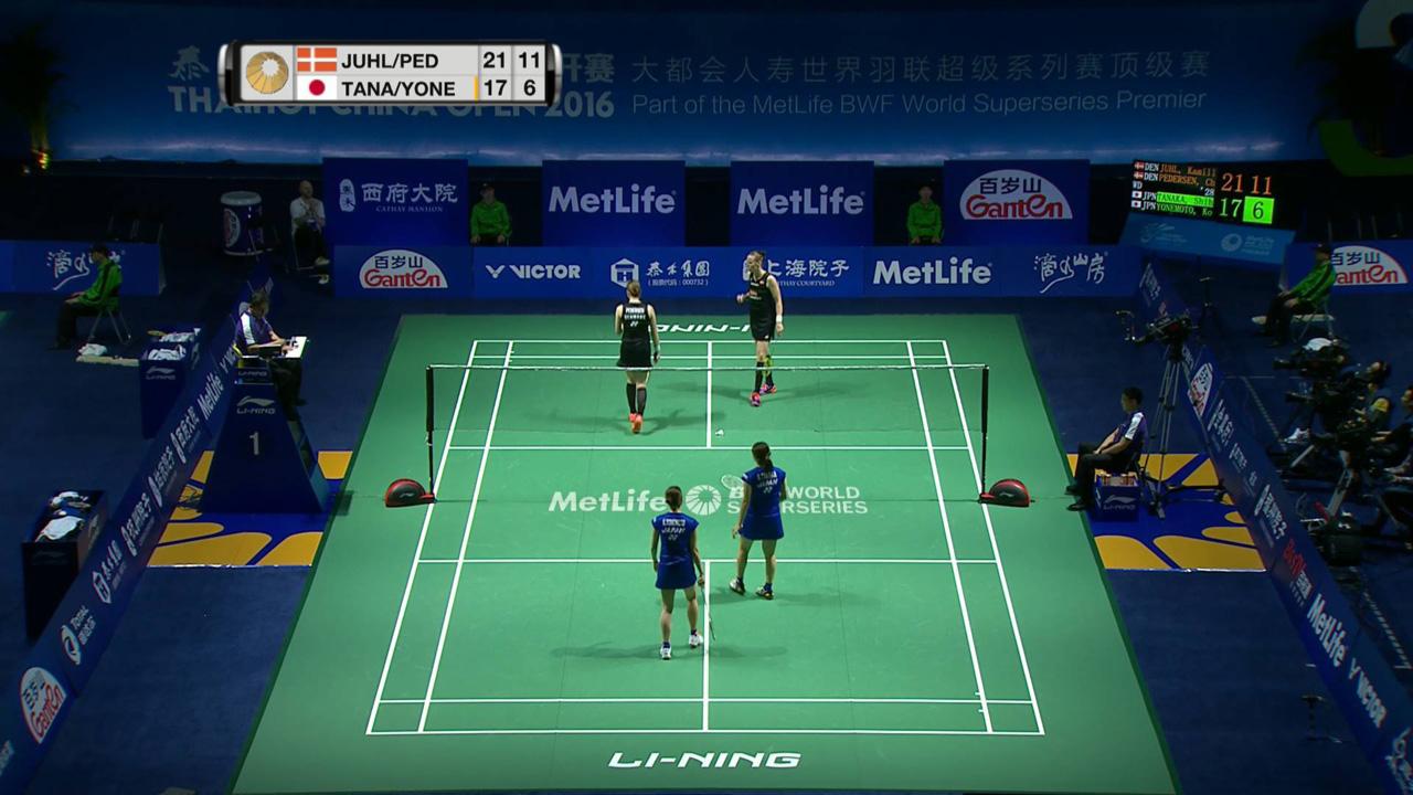 TV Yang Menyiarkan Badminton China Open Thaihot 2016