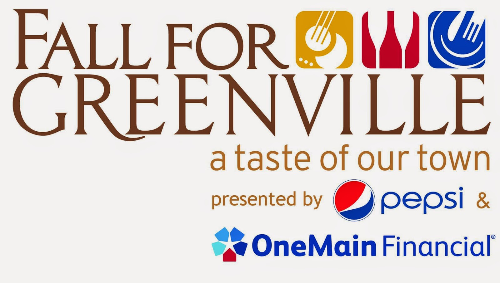 Judging at Fall for Greenville Food Festival
