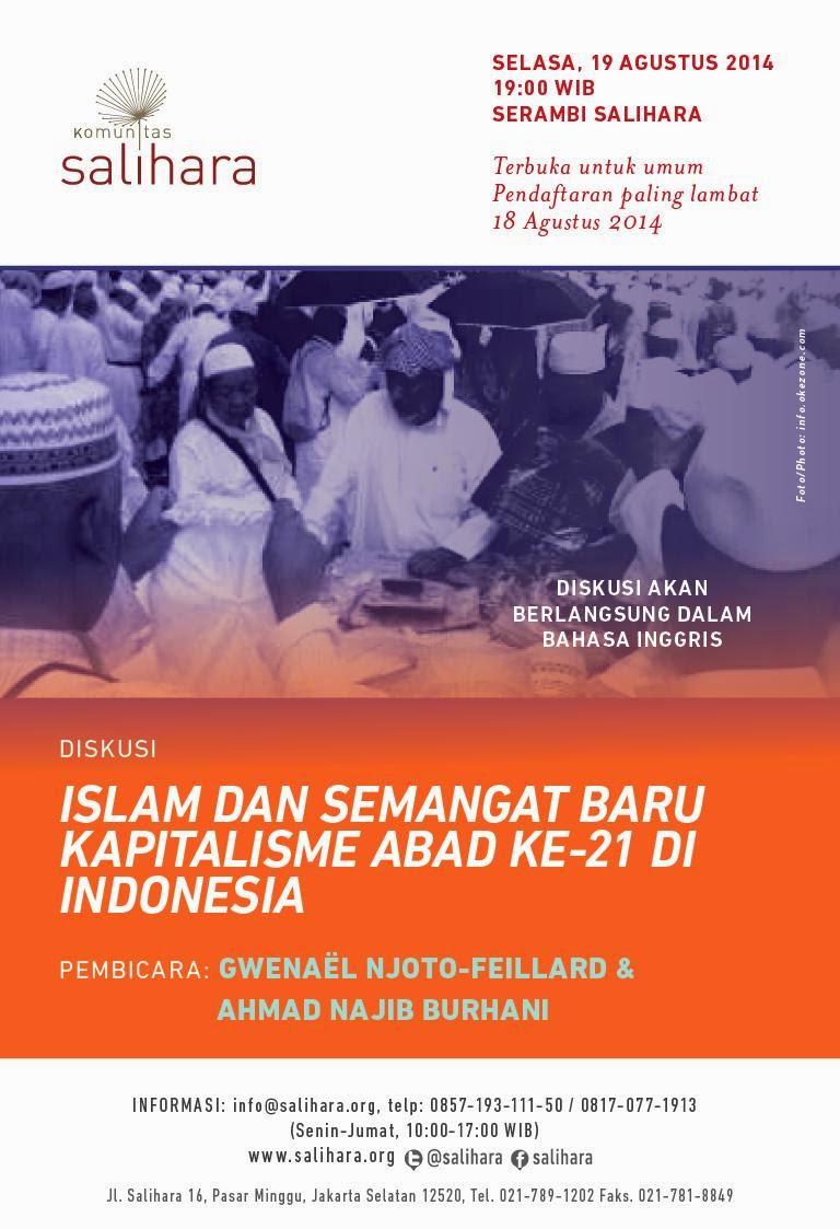Muhammadiyah Studies Islam And The New Spirit Of 21st Century