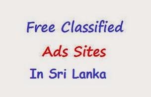 Post Free Classified Ads in Sri Lanka