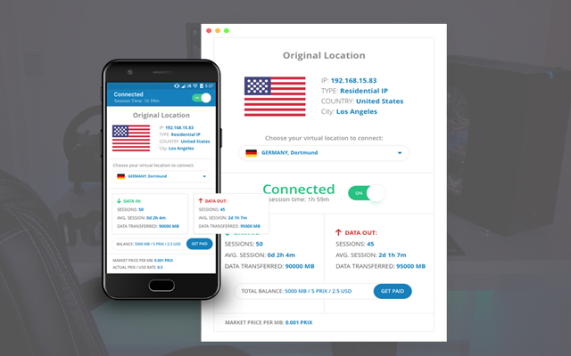 A new and unknown website gives you a fast free vpn program with awesome computer and phone features