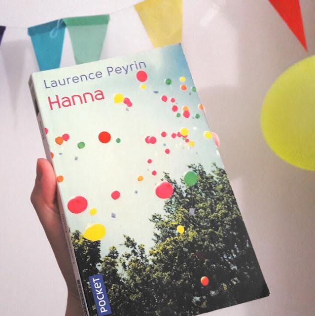 Hanna de Laurence Peyrin