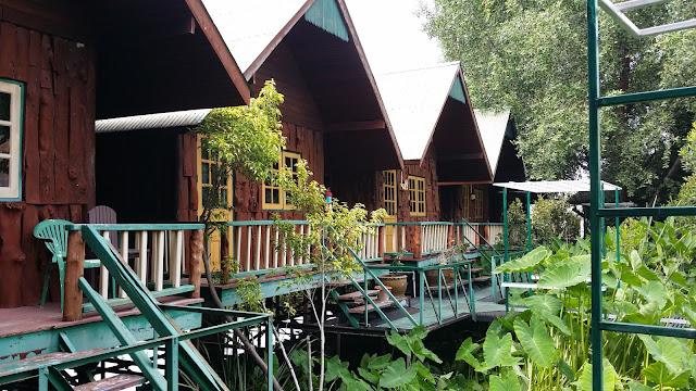 Hotel Sam´s House -Kanchanaburi
