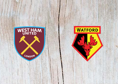 West Ham vs Watford - Highlights 22 December 2018