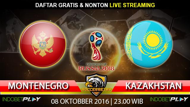 Prediksi Montenegro vs Kazakhstan 08 Oktober 2016 (Piala Dunia 2018)