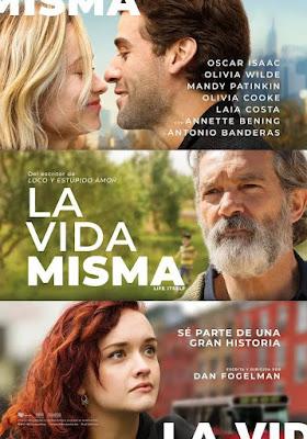 La Misma Vida [2018] [NTSC] [DVD] [R4] [Latino]