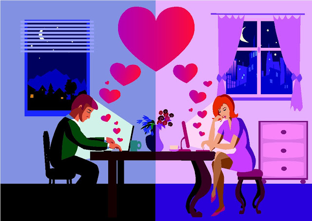 online dating för och nackdelar