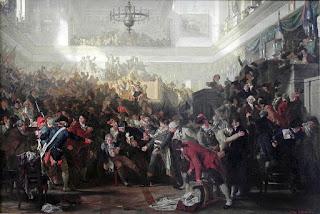 Detención de Robespierre