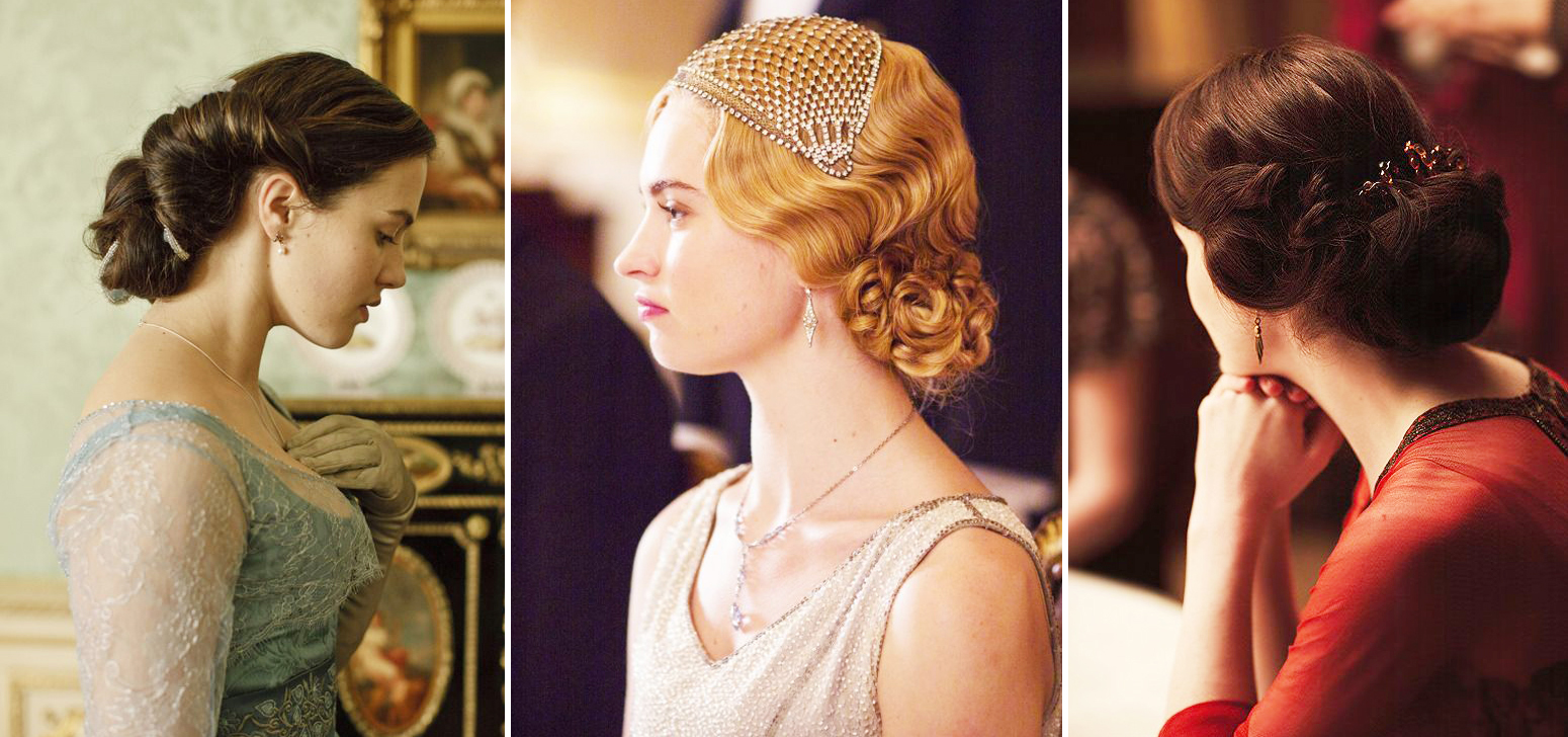 Style Crush: Downton Abbey | Katie Kirk Loves