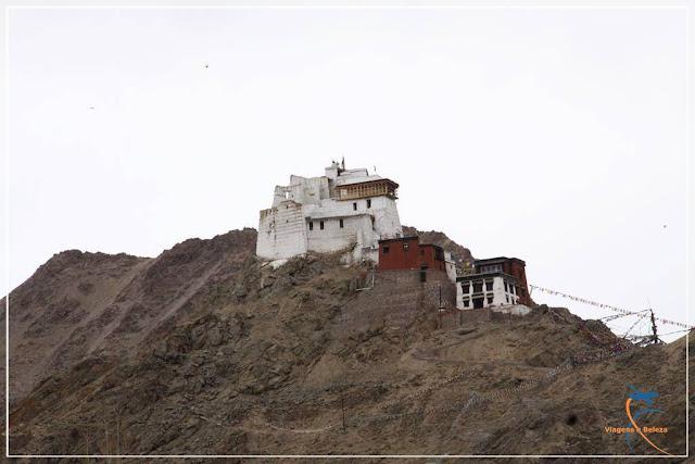Namgyal Tsemo Gompa em Leh, Ladakh