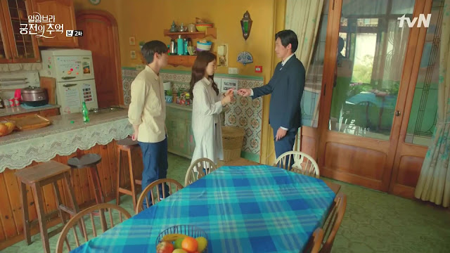 Sinopsis K-Drama Memories of the Alhambra Episode 2