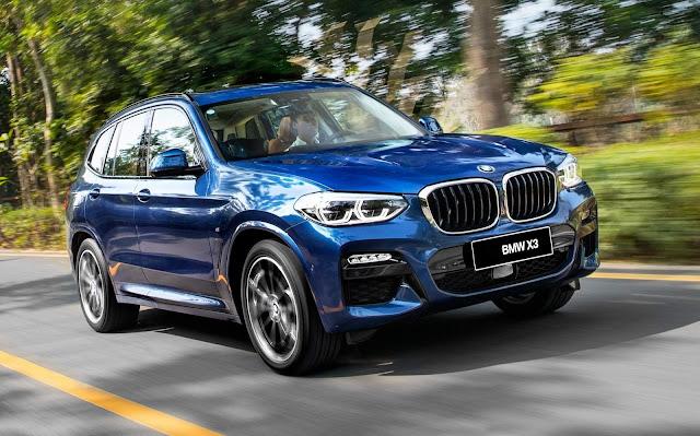 Novo BMW X3 chega às concessionárias do Brasil