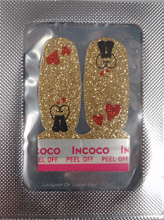 Incoco Sweet On You Accent Nails