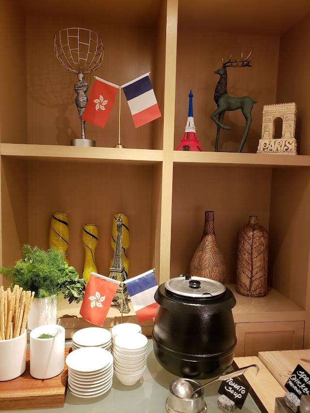 法國南部風味自助餐