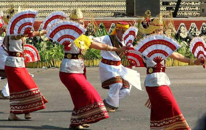 Tari Melinting, Tarian Tradisional Dari Provinsi Lampung