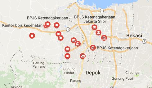 Alamat Kantor Bpjs Ketenagakerjaan Tangerang Selatan