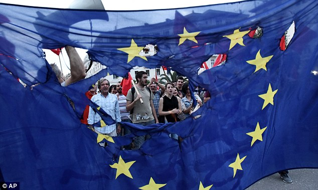 EU bedeutet Mafia, Behördenallmacht, Totbesteuerung & Subventionsirrsinn als Machtinstrument dieser Mafia
