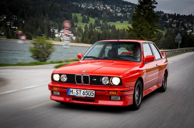 P90233591 highRes 30 χρόνια με BMW M3 – η ιστορία ενός εμβληματικού μοντέλου (Photos)