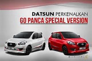 Baru Rilis!! Mobil Datsun GO Panca Spesial Version Di Indonesia