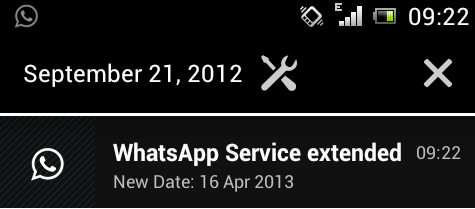 whatsapp-service-extened