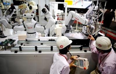 Fábricas do Japão
