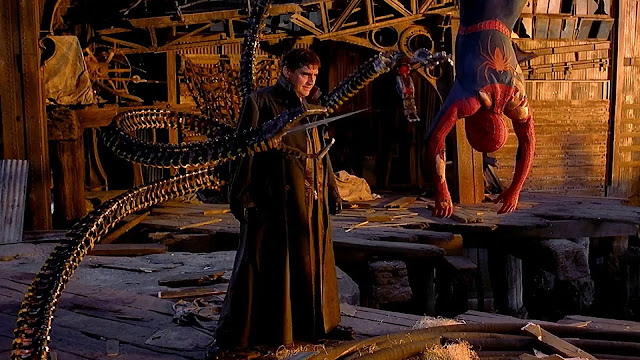 pendapatan film spiderman dari masa ke masa