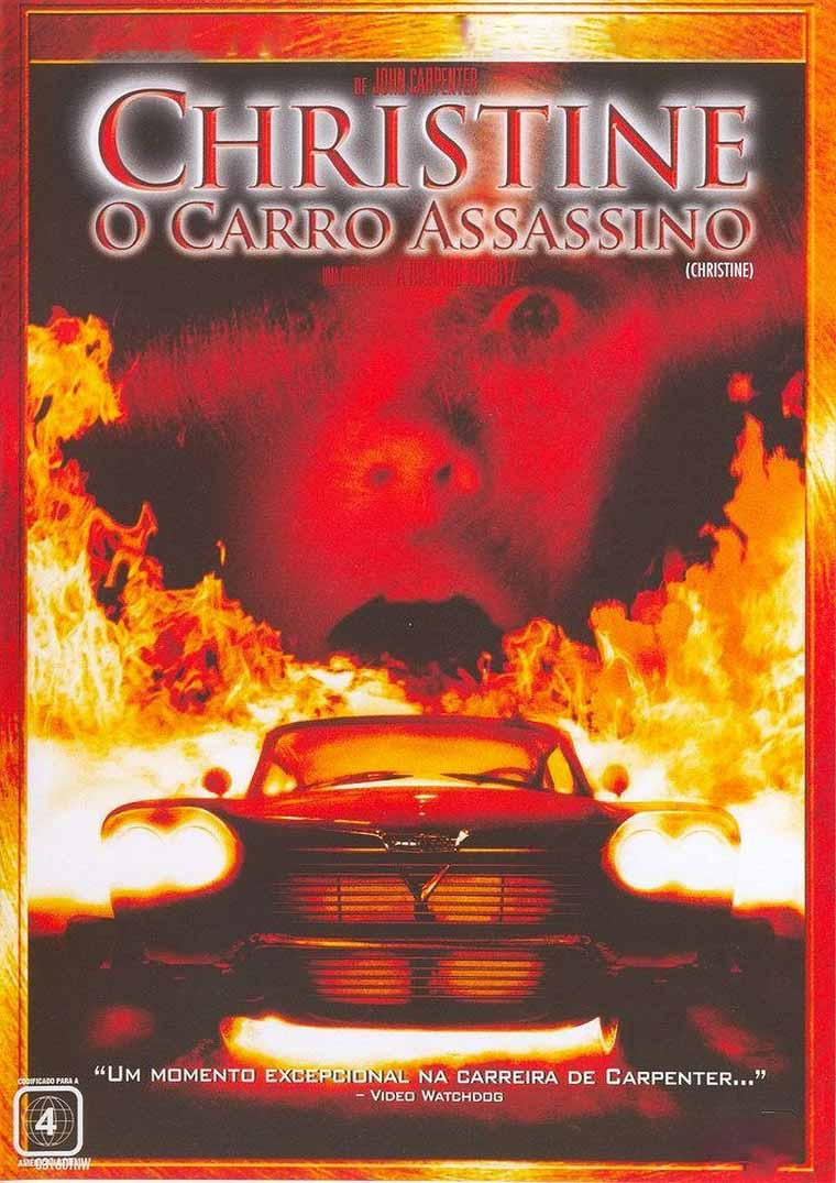Christine: O Carro Assassino Torrent - Blu-ray Rip 720p e 1080p Dublado (1984)