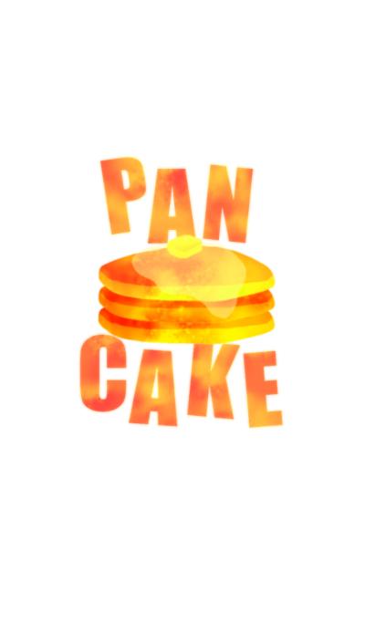 オトナかわいい パンケーキ