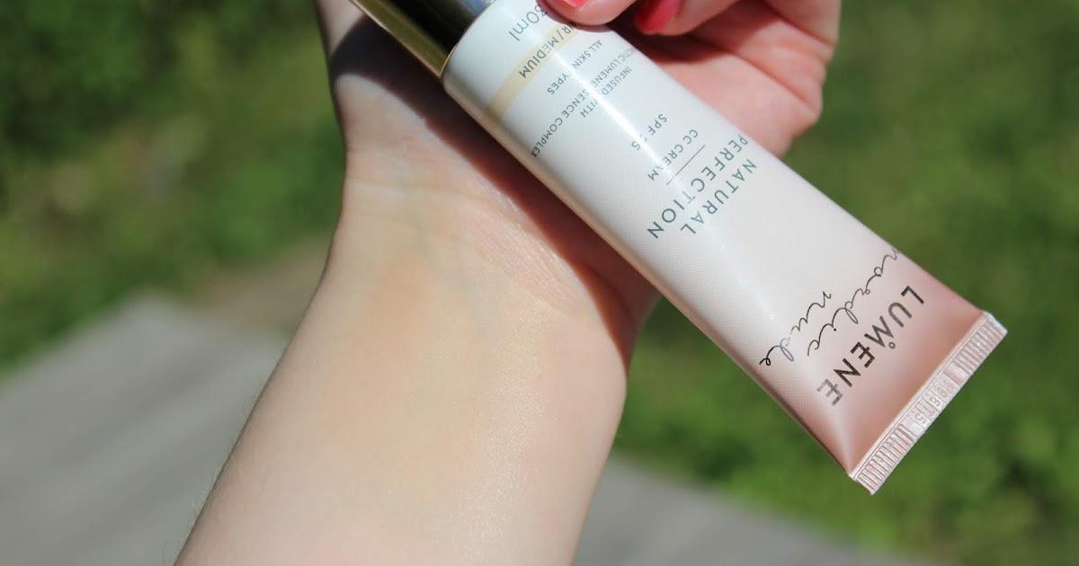 6e61bccedbf Margorishkaya Beauty and Care Blog: Lumene Новинка СС-крем Nordic Nude  Natural Perfection SPF