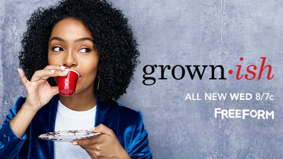 Yara Shahidi Grown-ish