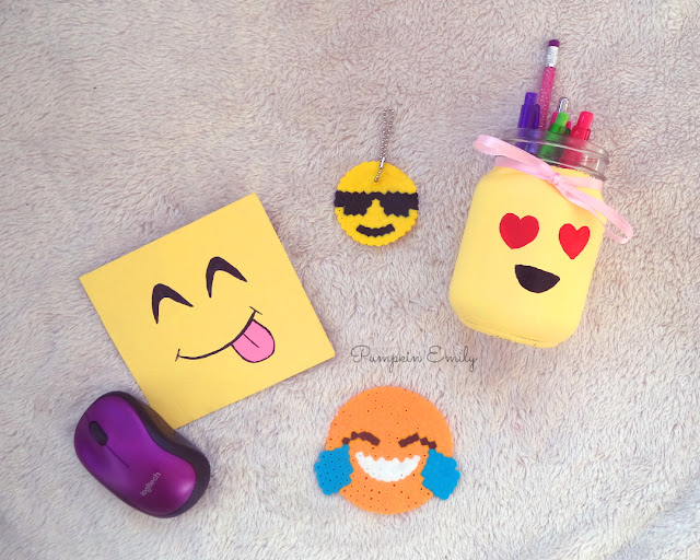 4 Cute DIY Emoji Projects | DIY Emoji Room Decor & Desk Decor
