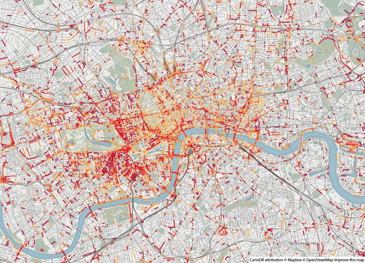 London emissions