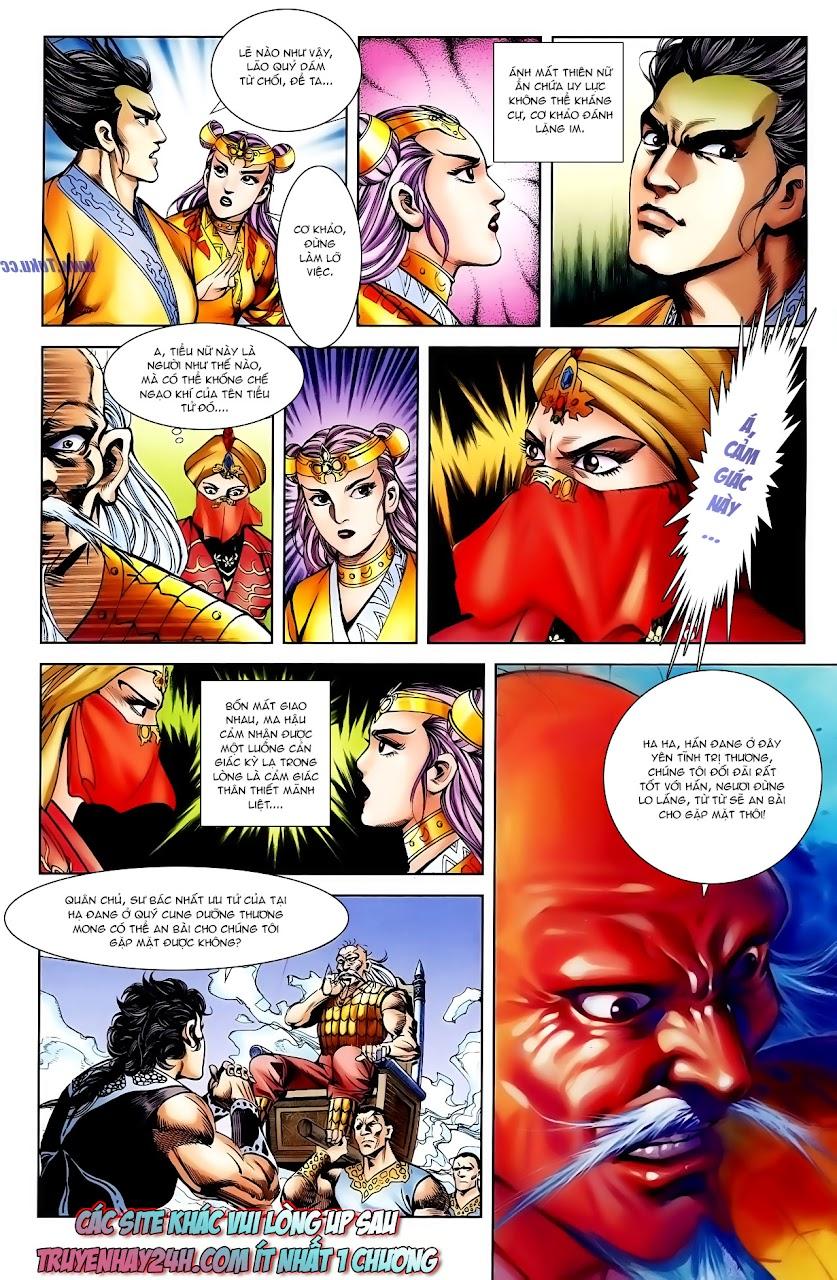 Cơ Phát Khai Chu Bản chapter 111 trang 31