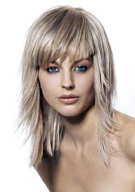 Talk Of The Town Salon Medium Hair Styles Don T Have To