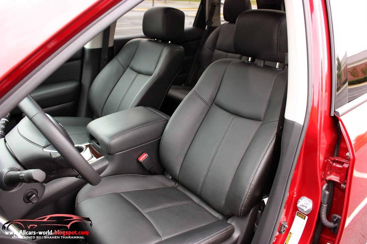 2014 nissan pathfinder suv with 2nd row bucket autos post. Black Bedroom Furniture Sets. Home Design Ideas