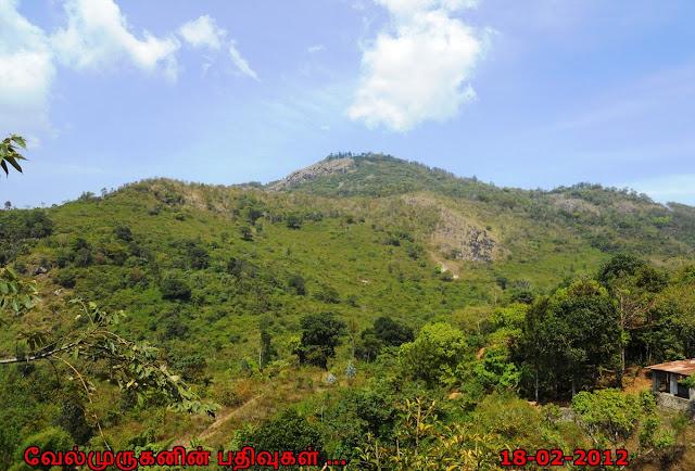 Eastern Ghats Shevaroys range