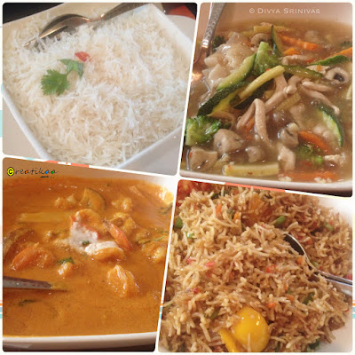 Absolute Thai - Teynampet Chennai - Restaurant Review - Mains